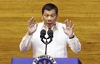 Президент Філіппін похвалився десятками вбитих підозрюваних