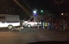 В Одессе водитель с лже-корочкой СБУ сбил мотоцикл