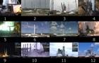 Старт Falcon 9  показали синхронно с 12 камер
