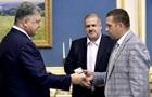 Порошенко призначив свого постпреда в Криму