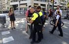 Теракт в Барселоне: задержаны подозреваемые