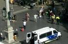 Украинец стал свидетелем теракта в Барселоне