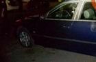 В Киеве обстреляли авто и похитили человека