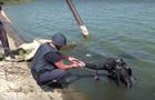 На Луганщине в озере нашли арсенал боеприпасов