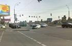 В Киеве столкнулись два автомобиля, есть пострадавшие