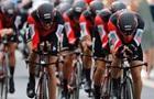 Команда BMC виграла в командній поодинці на першому етапі Вуельти