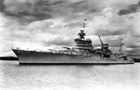 Через 72 роки пошуків у Тихому океані знайшли крейсер Індіанаполіс