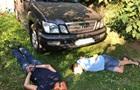Затримано викрадачів авто чиновника з Нацполіції