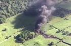 В Мексике взорвался нефтепровод