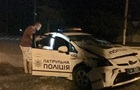 В Скадовске полицейское авто протаранило скорую