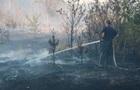 На Броварському проспекті Києва масштабна пожежа