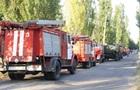 У Запоріжжі на Хортиці ліквідували лісову пожежу