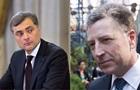 У Мінську зустрічаються спецпред США і Сурков