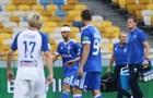 Новичок Динамо вылетел на неопределенный срок после дебюта за киевлян