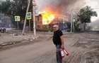 У Ростові горять 25 будинків, йде евакуація