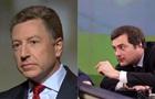 Сурков: Зустріч з Волкером була корисною