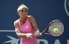Цуренко проиграла уже в первом раунде турнира в Нью-Хэйвене