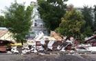 В Киеве возле КПИ снесли очередные торговые точки