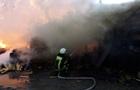 Пожар в Харьковском апелляционном админсуде локализован