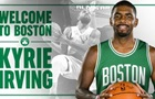 Официально: Ирвинг перебрался в Бостон, Айзея Томас – в Кливленд