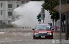 На юг Китая обрушился мощный тайфун