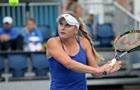 Козлова разгромила соперницу на старте квалификации US Open