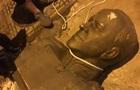 В Одессе неизвестные разбили бюст Жукова