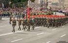 В Киеве прошел парад ко Дню независимости Украины