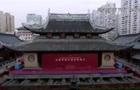 В Китае передвинули храм весом две тысячи тонн
