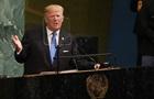 Трамп в ООН пригрозив КНДР знищенням