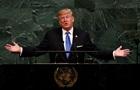 Трамп в ООН закликав захищати кордони України