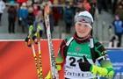 Білоруска Дар я Блашко виступатиме за збірну України з біатлону