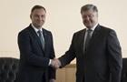 Захід-2017: Порошенко і Дуда обговорили загрози