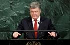 Порошенко в ООН: Крим став територією репресій