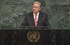 Генсек ООН: Миротворці не замінять дипломатії