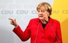 Меркель о КНДР: Любое военное решение неприемлемо