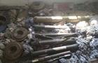На Донбассе обнаружен склад оружия и взрывчатки