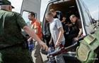 У Києві назвали нові цифри щодо полонених на Донбасі
