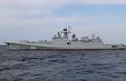 Росія провела ротацію кораблів біля берегів Сирії
