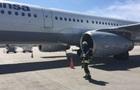 У Тель-Авіві екстрено сів літак після вибуху в двигуні