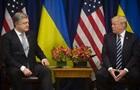 Порошенко: Украина и США увеличили товарооборот