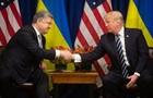 Итоги 21.09: Встреча Порошенко−Трамп, РФ о НАТО