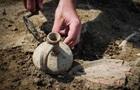 Под Харьковом раскопали древний курган