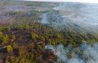 На Черкащині п яту добу гасять торф яну пожежу