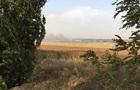 Пожежу під Маріуполем вважають підпалом