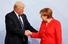 Трамп побажав Меркель вдалих виборів
