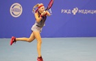 Ястремская не сумела выиграть турнир в Санкт-Петербурге