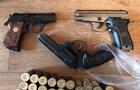 У Києві підпільно виготовляли зброю
