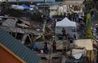 Мексика пережила очередное землетрясение