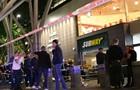 В торговом центре Лондона распылили  ядовитое вещество